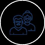 ikona Gmina Przyjazna Seniorom