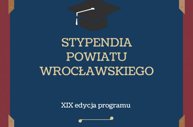 stypendia powiatu wrocławskiego