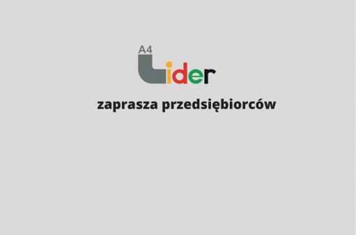 Logo stowarzyszenia Lider A4