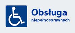 Strona - Obsługa niepełnosprawnych