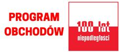 Program obchodów 100lecia niepodległości